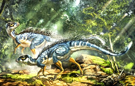 H is for heterodontosaurid, Hesperonychus, and Hurdia ...